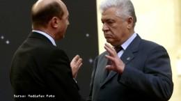 Basescu Voronin Romania Mare