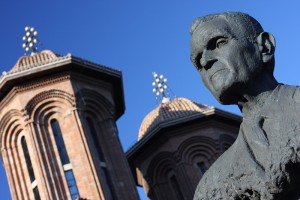 Memorial_Bust_of_Corneliu_Coposu,_Bucharest,_Romania_Mihai Buculei