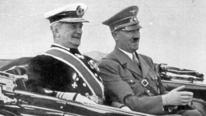 Horthy si Hitler