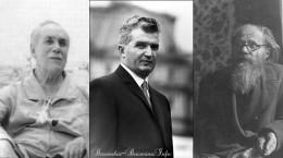 Pan Hallipa, Nicolae Ceausescu si Nichita Smochina - Basarabia-Bucovina.Info