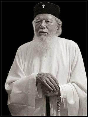 Patriarhul Teoctist - Foto Dinu Lazar