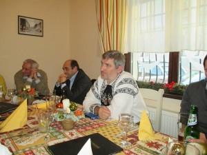 Vilhlem (Willy) Schuster, Sabin Gherman si Mircea Daian