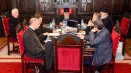 Comisia de Canonizare a Parintelui Arsenie Boca