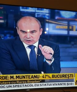 Sondaj Marian Munteanu Avangarde Rares Bogdan Vineri 22 aprilie 2016