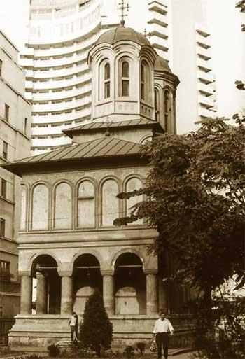 Biserica Enei - Intercontinental