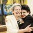 Irina Bokova si Mariana Nicolesco la reuniunea UNESCO de la Paris