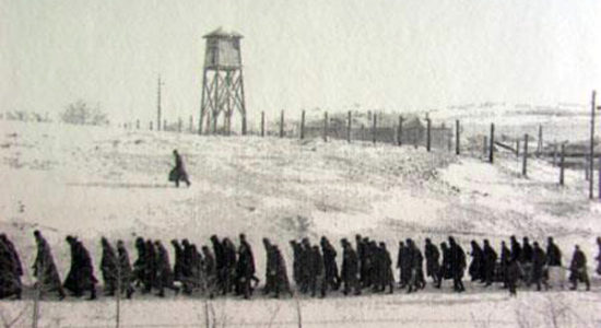 Romani deportati din Basarabia in Kazahstan