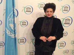 Mariana Nicolesco - UNESCO