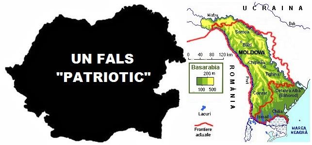 Falsificatorii de la Basarabia e Romania